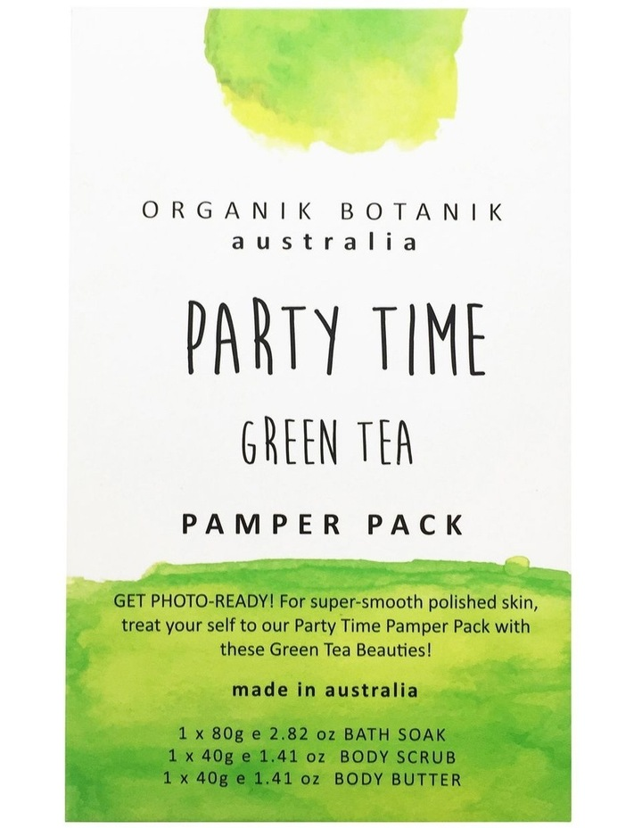 Party Time Body Green Tea image 1
