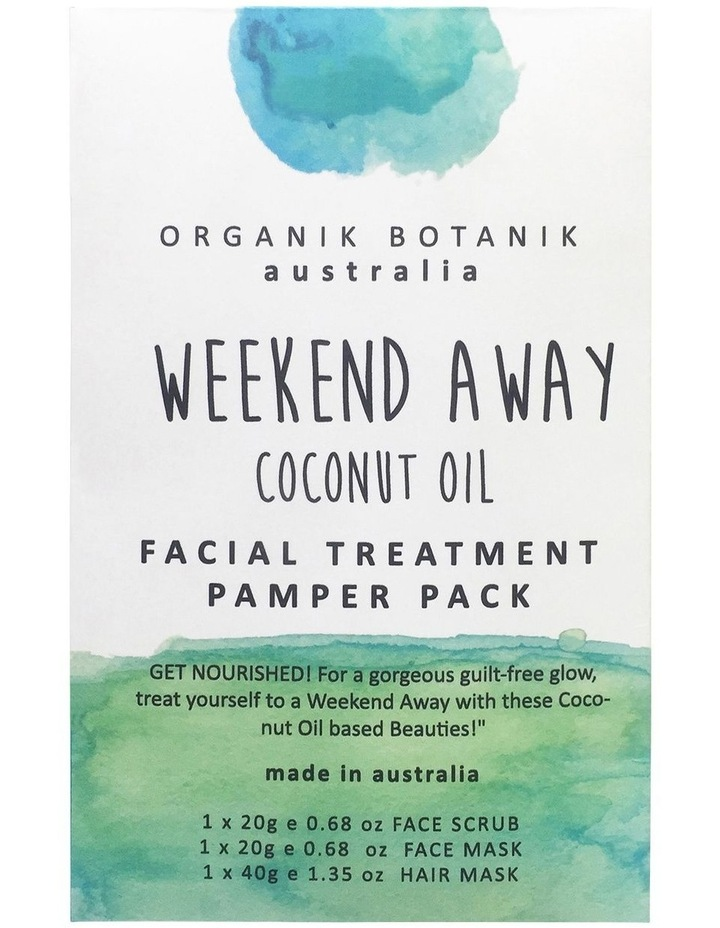 Weekend Away Face Coconut Oil image 1