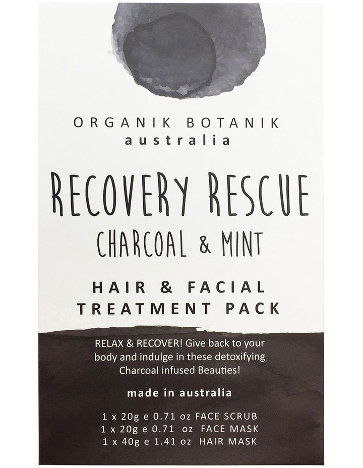 Recovery Rescue Face Charcoal image 1