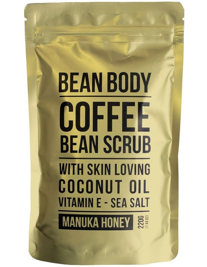 Body Coffee & Manuka Honey Scrub image 1