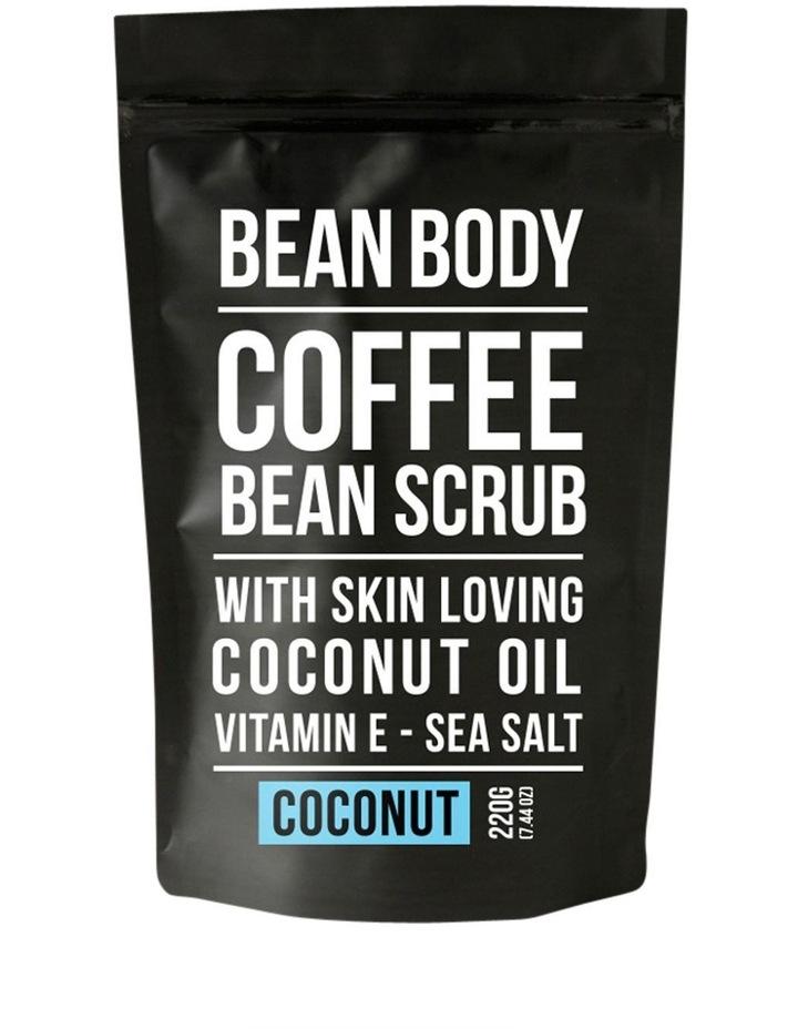 Body Coffee & Coconut Scrub image 1
