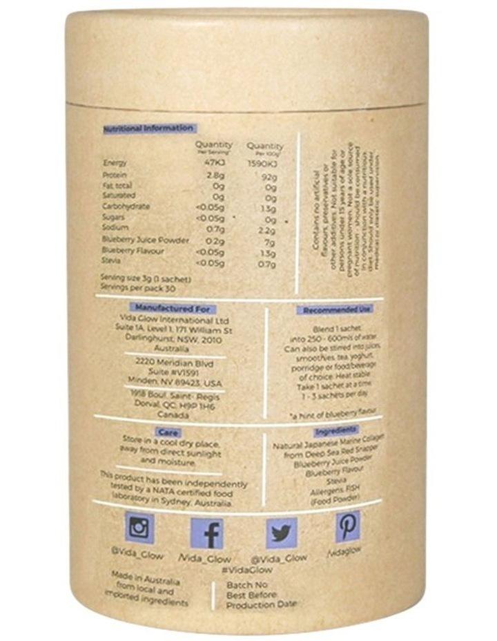 Blueberry Marine Collagen 30 Sachets image 2