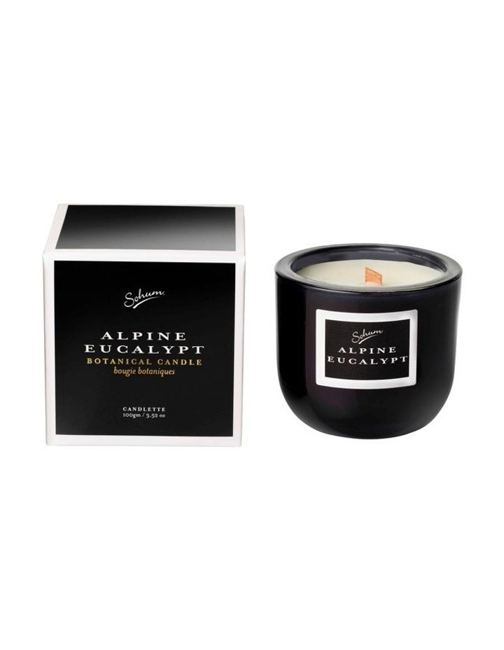 Alpine Eucalypt Candlette image 1