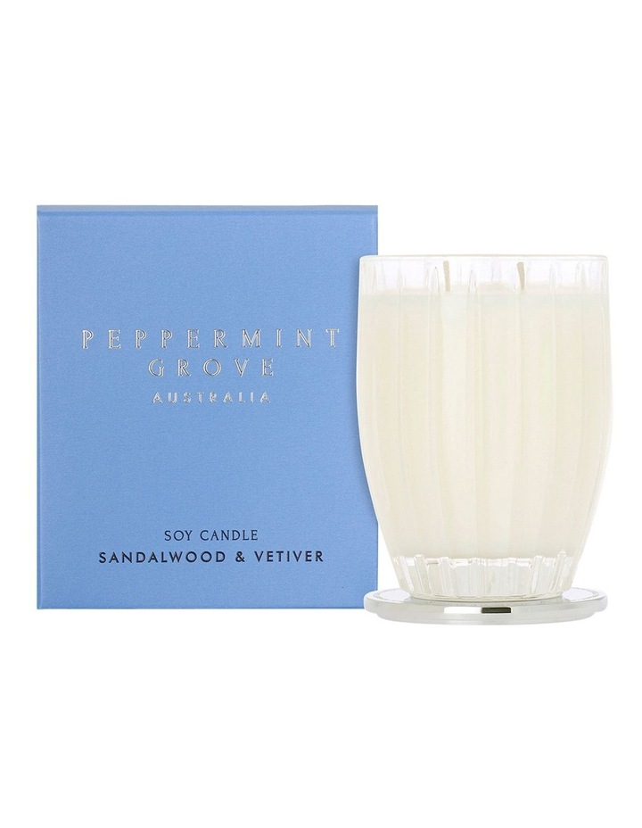 Sandalwood & Vetiver Large Candle 350g image 1