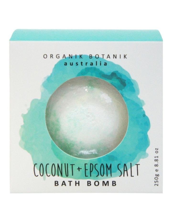 Coconut Bath Bomb 250g image 1