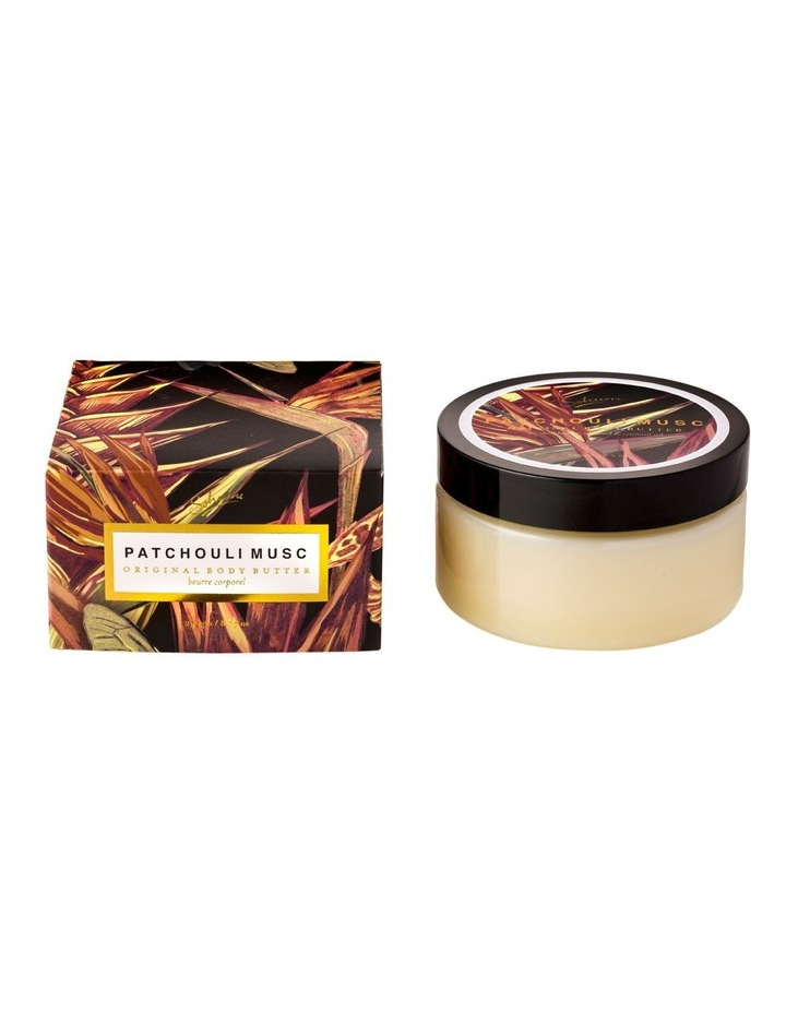 Patchouli Musc Body Butter image 1
