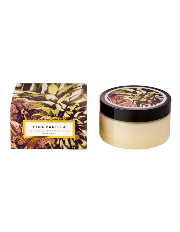 Pina Vanilla Body Butter image 1