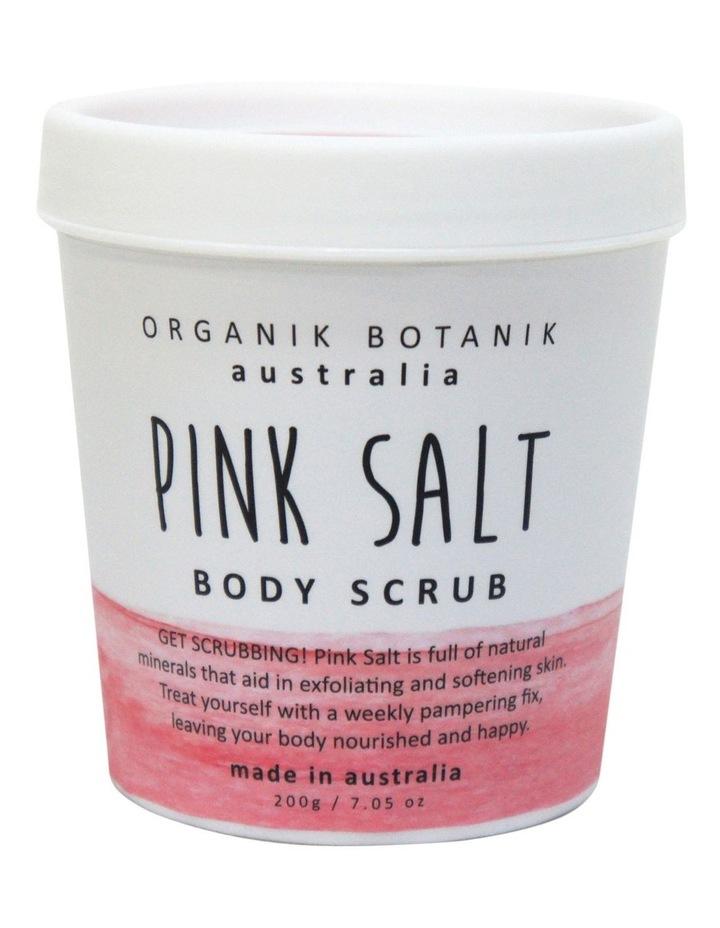 Splotch Pink Salt Scrub Tub image 1