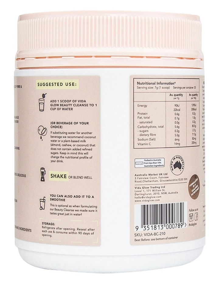 Functional Beauty Powder Cleanse 210g image 4