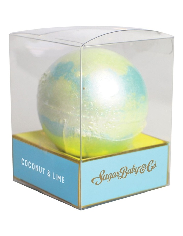 Hope Bath Fizzer In Cylinder Coconut & Lime image 1