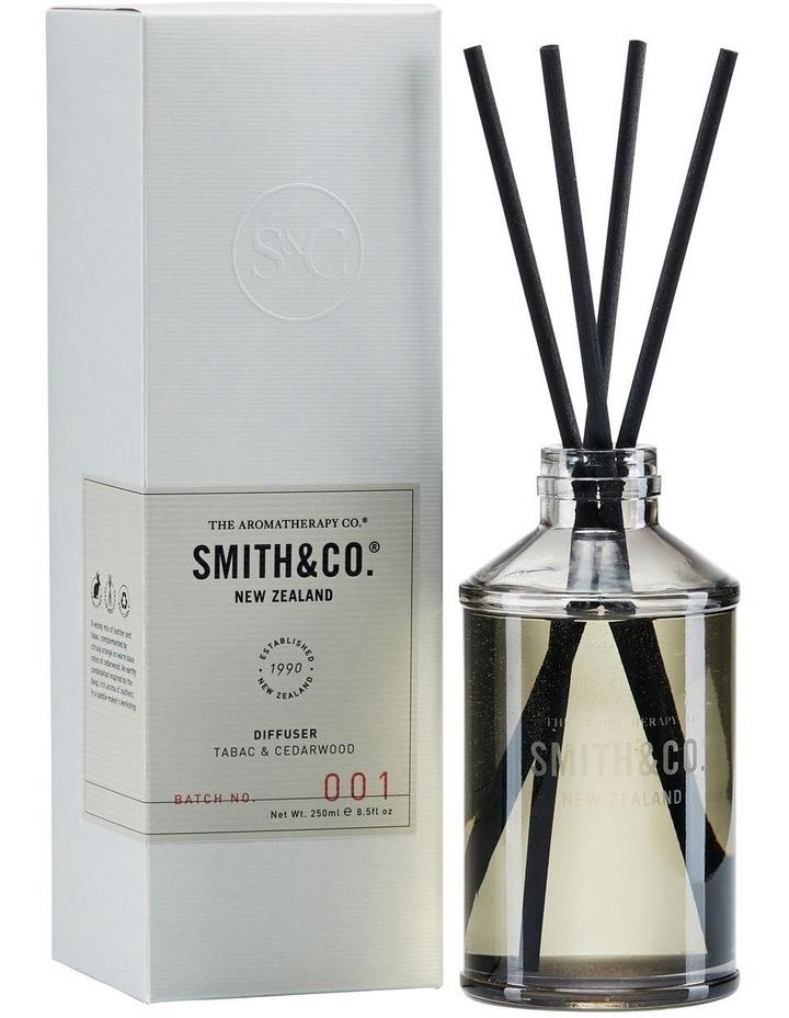 Smith & Co Diffuser 250ml Tabac & Cedarwood image 1