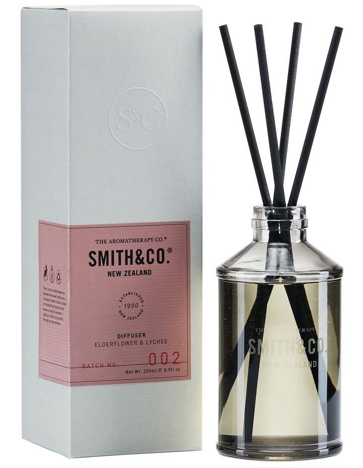 Smith & Co Diffuser 250ml Elderflower & Lychee image 1