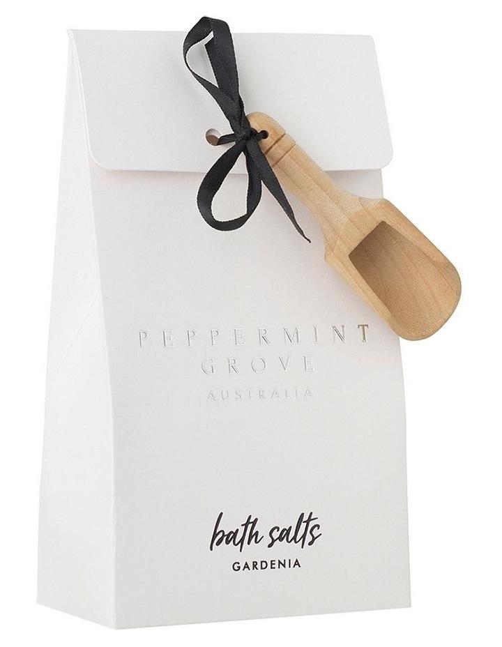 Gardenia Bath Salts 200g image 1