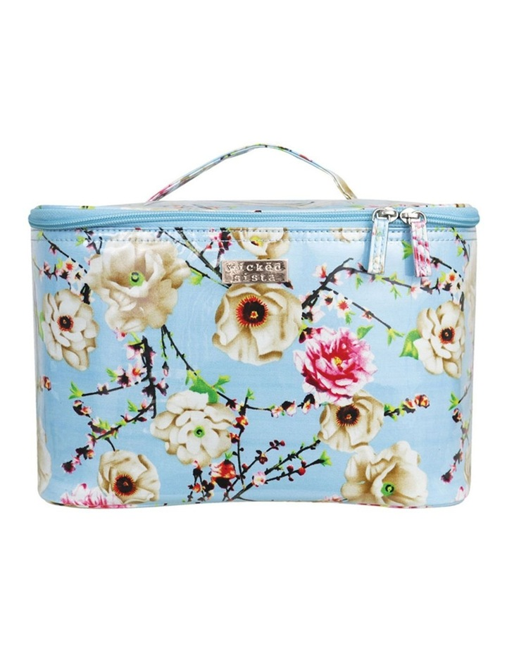 Pretty In Pastels Blue Large Beauty Case image 1