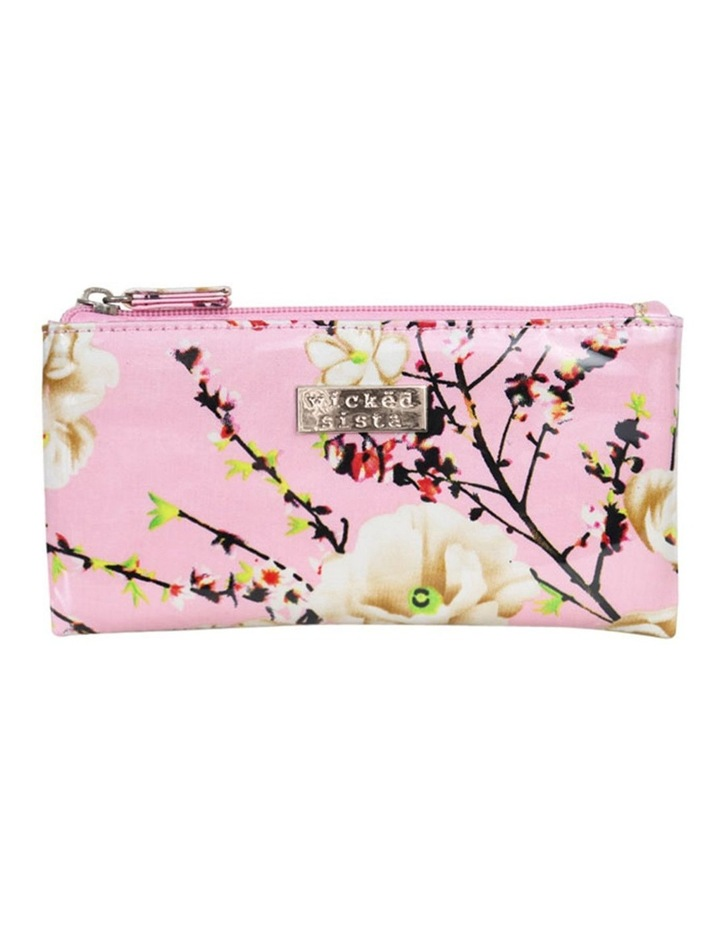 Pretty In Pastels Pink Small Flat Purse image 1