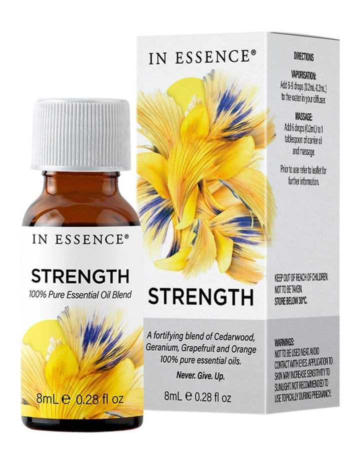Lifestyle Strength 8ml image 1