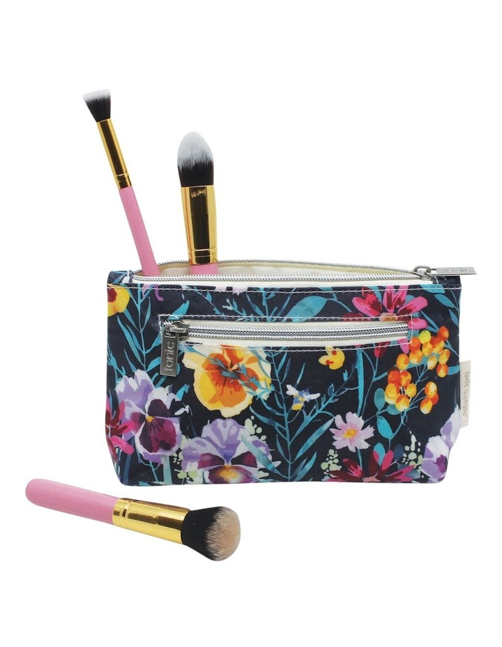 Evening Bloom Small Cosmetic Bag image 2