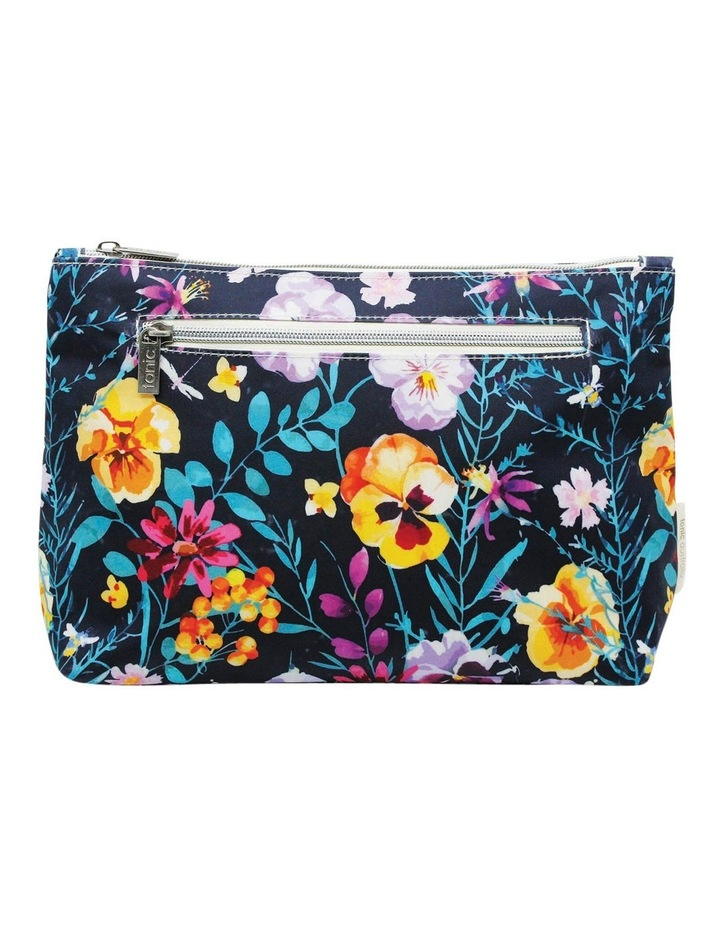 Evening Bloom Large Cosmetic Bag image 1
