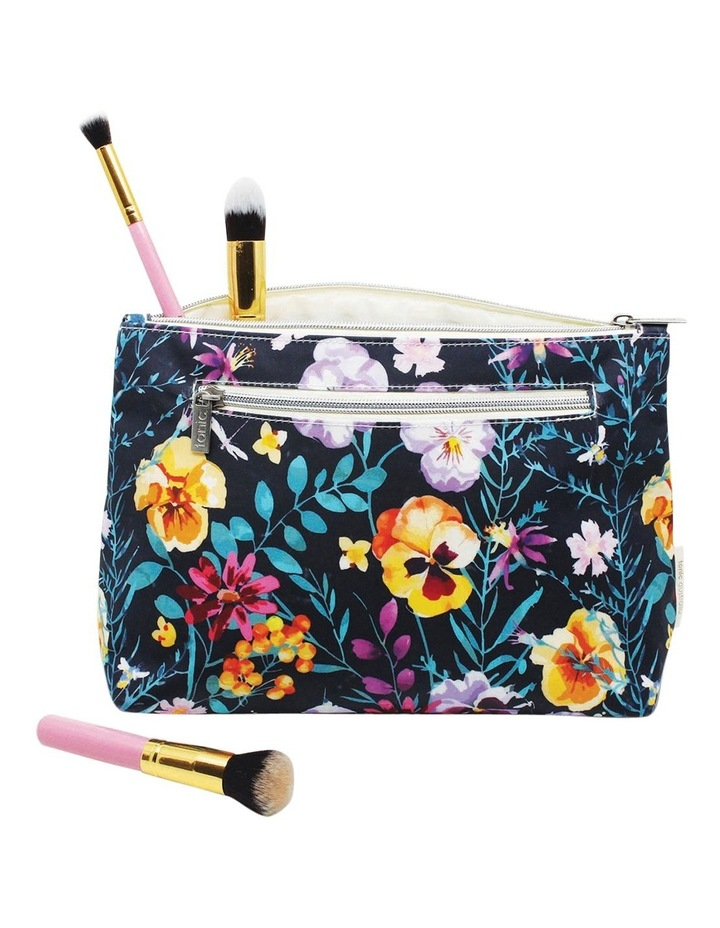 Evening Bloom Large Cosmetic Bag image 2