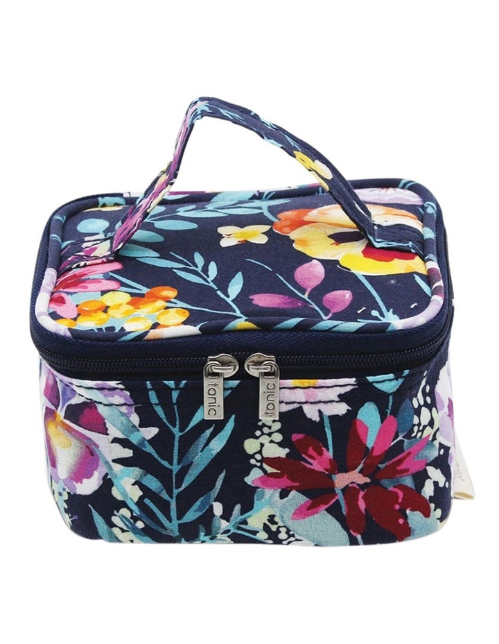 Evening Bloom Cube Travel Organiser image 1