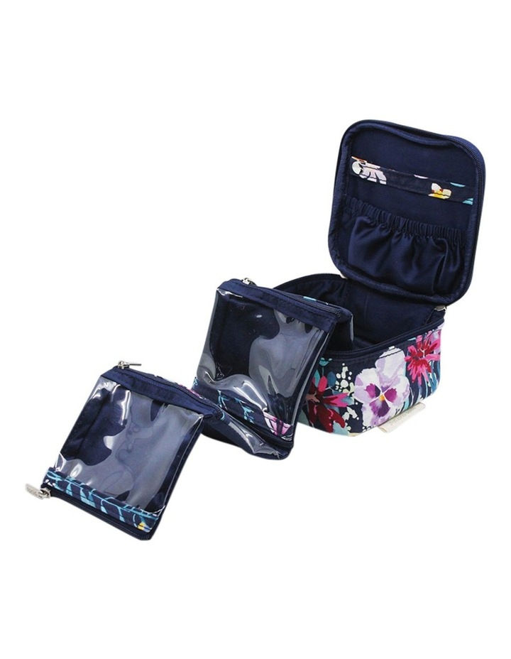 Evening Bloom Cube Travel Organiser image 2