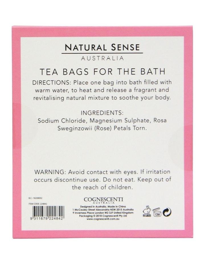 Herbal Remedies Tea Bags Tub - Pink Salt 3x image 2