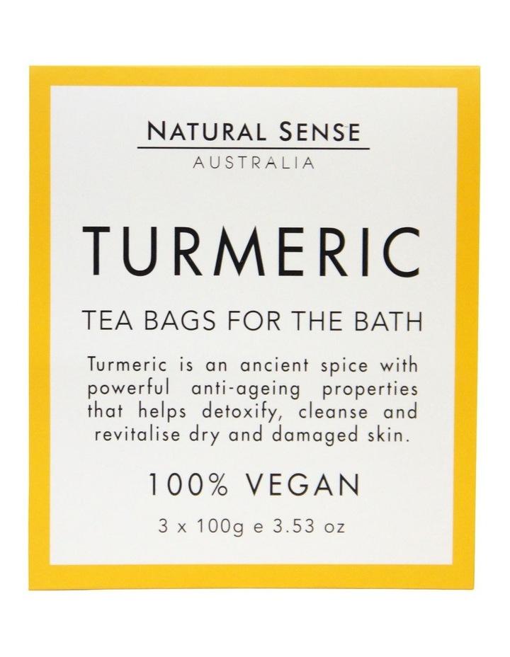 Herbal Remedies Tea Bags Tub - Tumeric 3x image 1