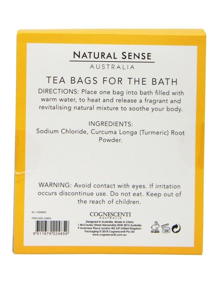Herbal Remedies Tea Bags Tub - Tumeric 3x image 2