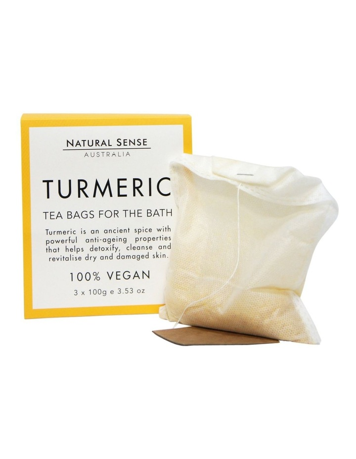 Herbal Remedies Tea Bags Tub - Tumeric 3x image 3