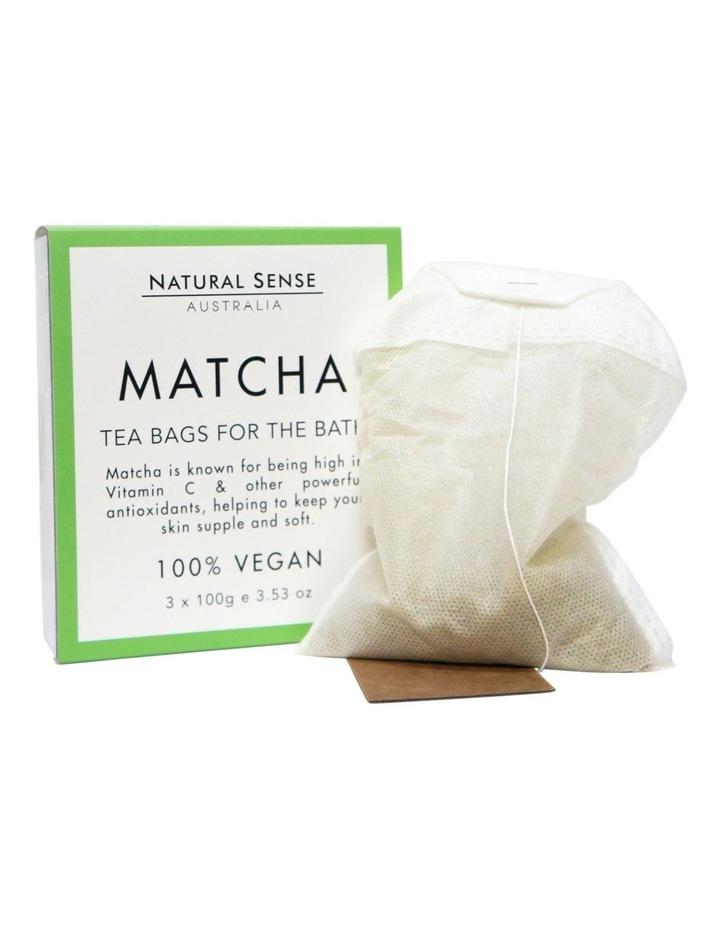 Herbal Remedies Tea Bags Tub - Matcha 3x image 3