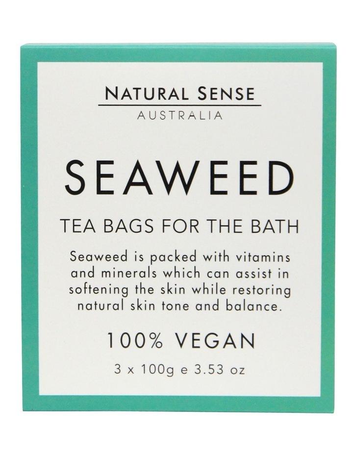 Herbal Remedies Tea Bags Tub - Seaweed 3x image 1