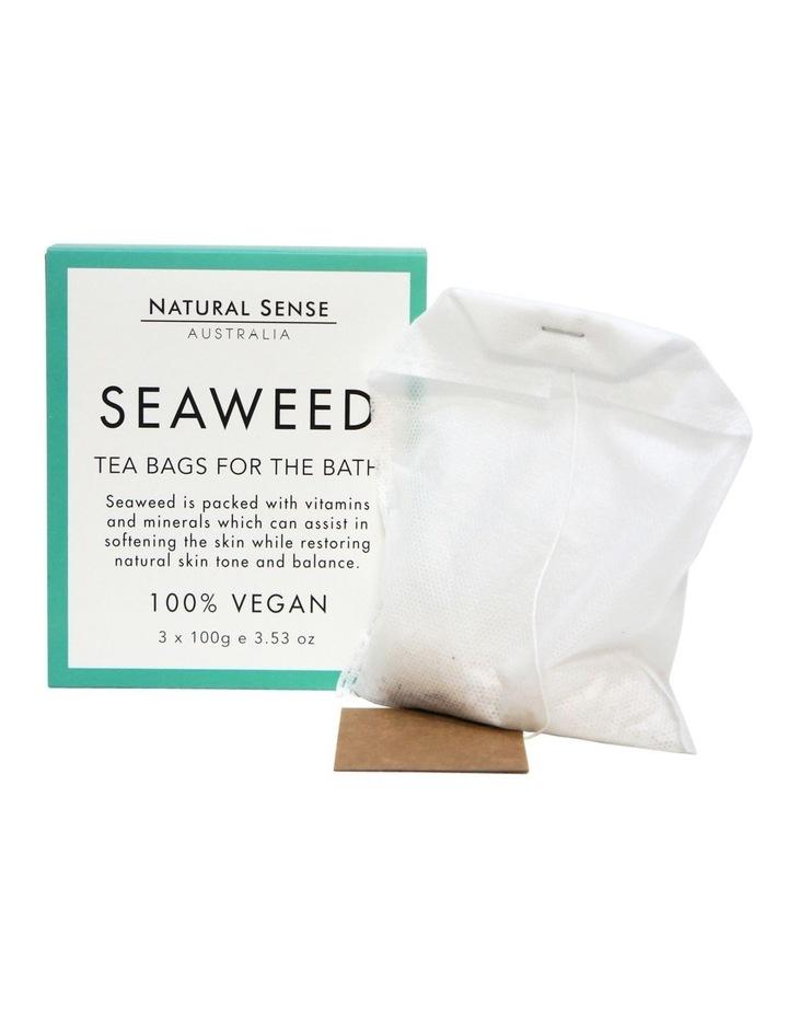 Herbal Remedies Tea Bags Tub - Seaweed 3x image 3