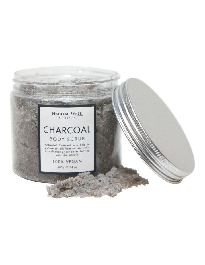Herbal Remedies Body Scrub - Charcoal 450g image 3