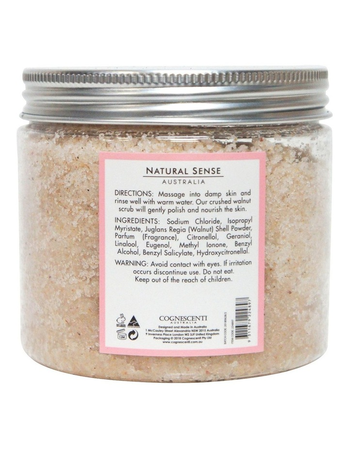 Herbal Remedies Body Scrub - Pink Salt 450g image 2