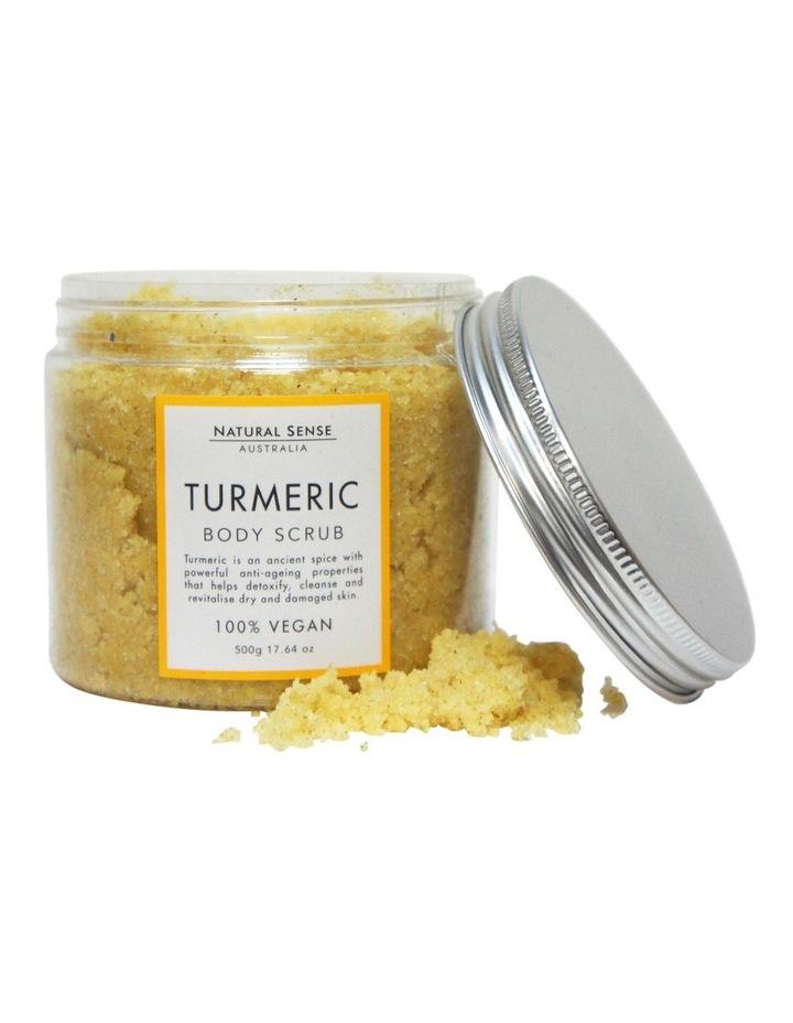 Herbal Remedies Body Scrub - Tumeric 450g image 3