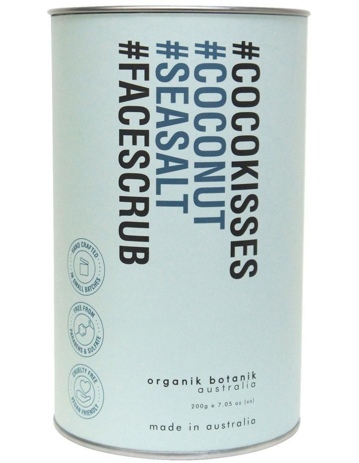 Hashtag Powdered Face Scrub - Coconut & Sea Salt 200g image 1