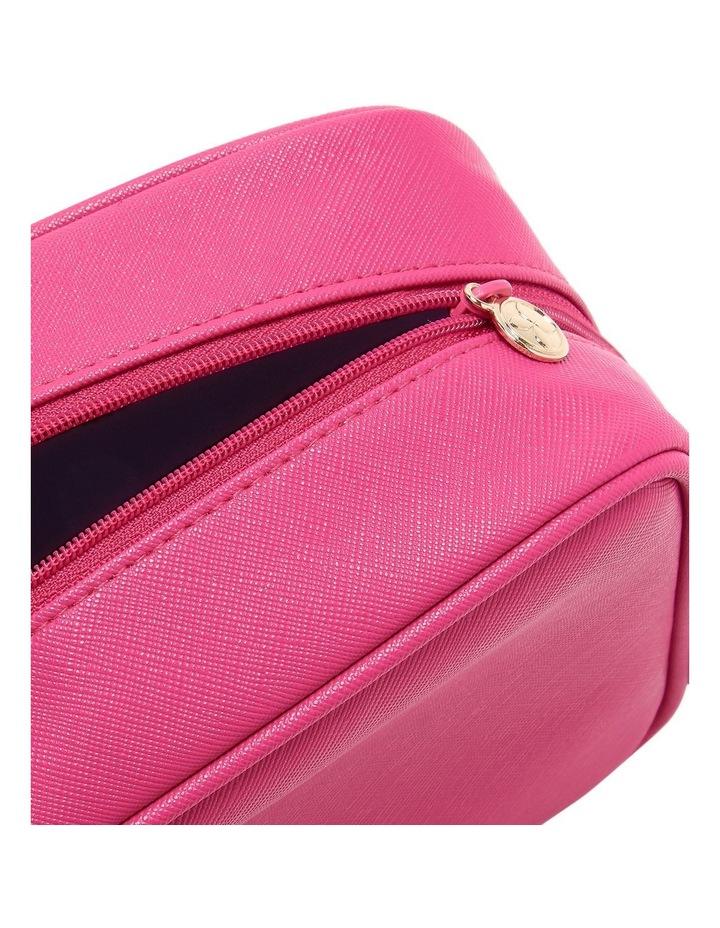 Magenta Beauty Kit Case image 2