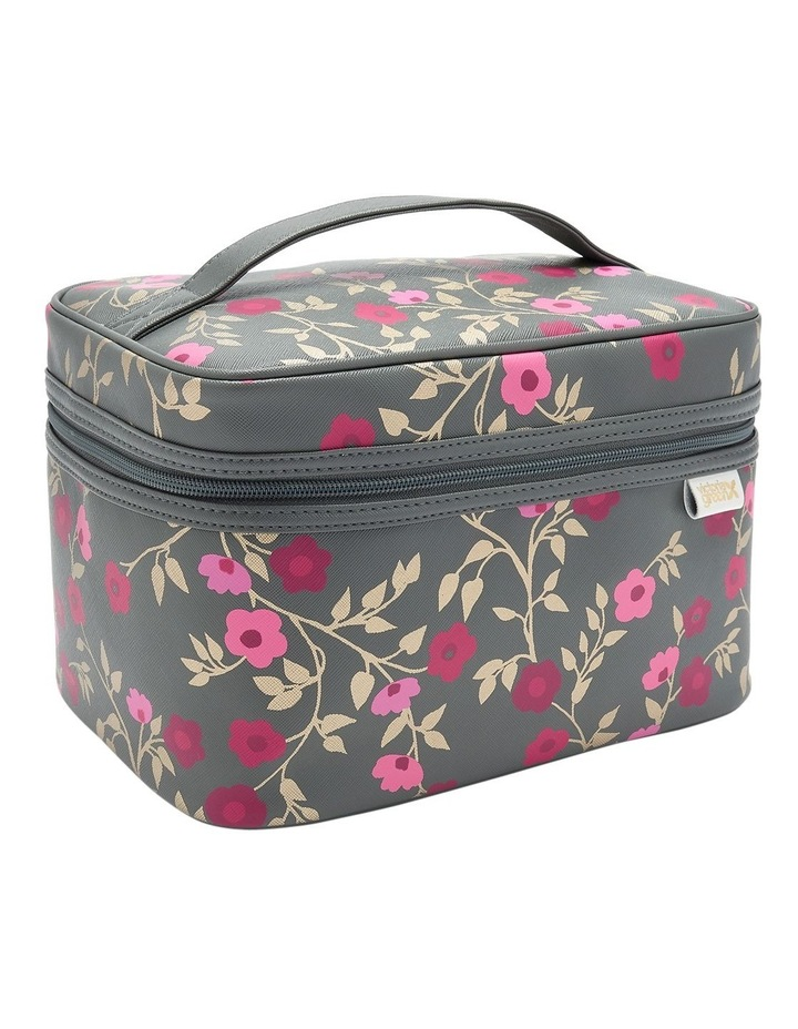 Blossom Charcoal Victoria Vanity Case image 1