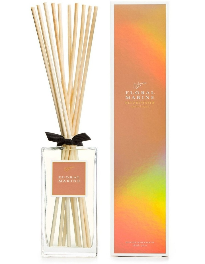Floral Marine Reed Diffuser image 1
