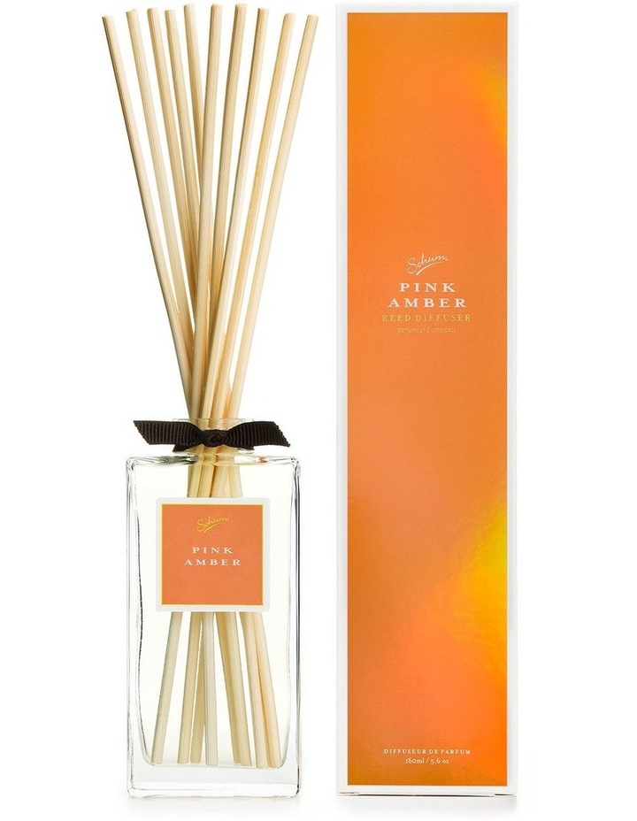 Pink Amber Reed Diffuser image 1