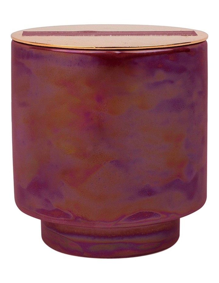 Glow Candle -Cranberry Rose image 1