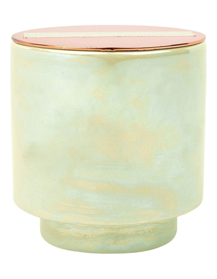 Glow Candle -White Woods & Mint image 1