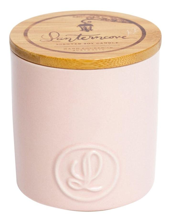 Pastel Candle Olive Leaf & Lavender 411g image 1