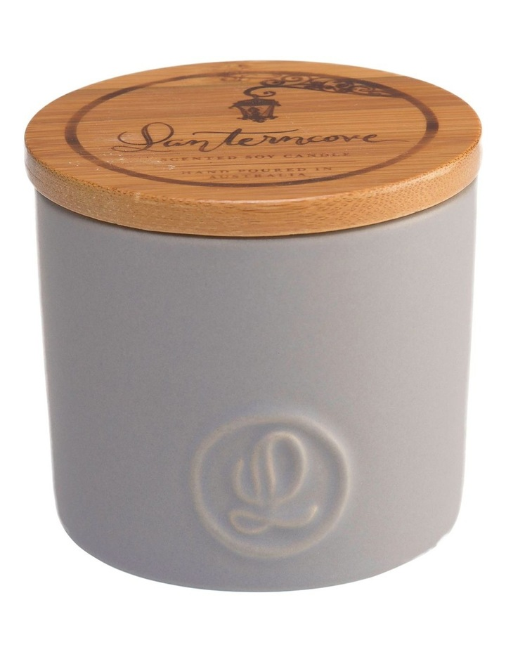 Pastel Candle Ebony & Smoke 226g image 1