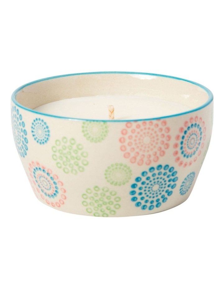 Lush Candle Bamboo & Clover 155g image 1