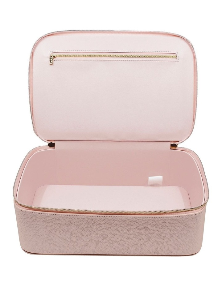 Luxe Makeup Bag Blush image 2