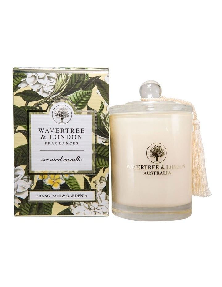 Frangipani and Gardenia Candle image 1
