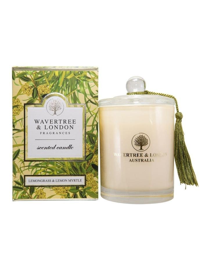 Lemongrass and Lemon Myrtle Candle image 1