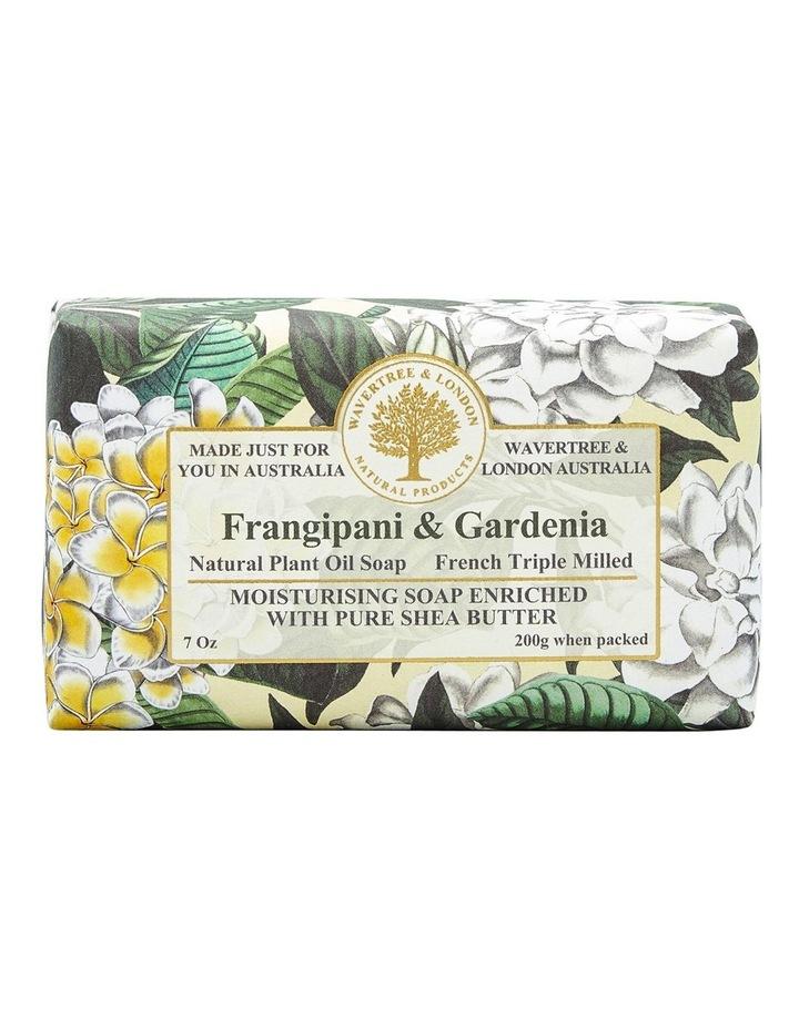 Frangipani and Gardenia Soap image 1