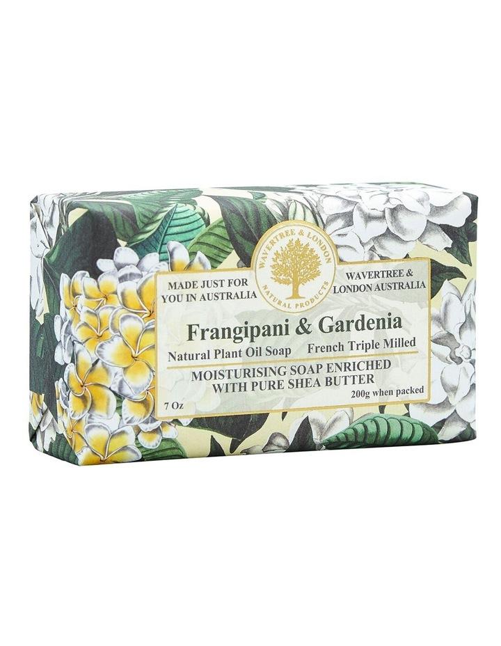 Frangipani and Gardenia Soap image 2